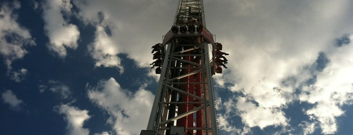 Big Shot - Stratosphere is one of vacaciones.