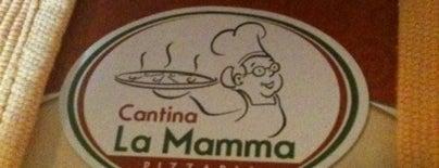Cantina La Mamma Pizzaria is one of Restaurantes - Aracaju.