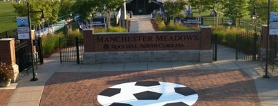 Manchester Meadows Sports Complex is one of My Stomping Grounds.