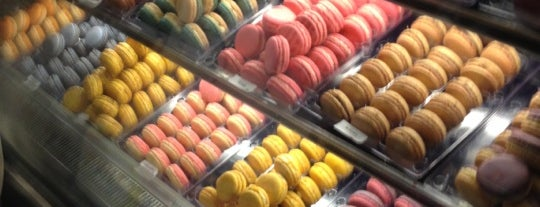 Macaron Café is one of Food & Booze in NYC.