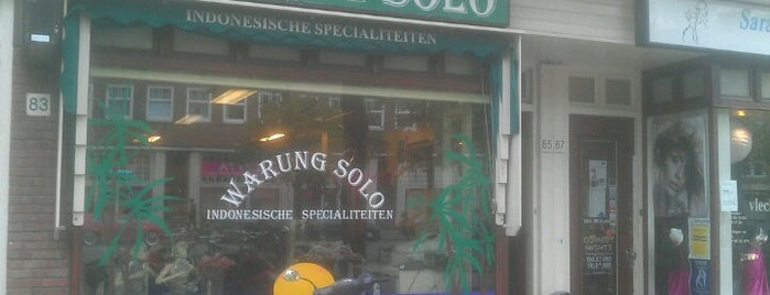 Warung Solo is one of Lieux qui ont plu à Ido.