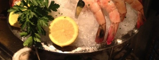 Eddie V's Prime Seafood is one of Robyn Harman's Dallas Recommendations.