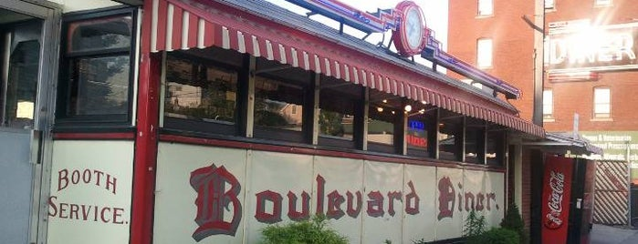 Boulevard Diner is one of My Favorite Places.