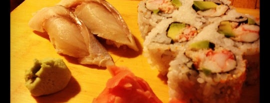 Miraku is one of My Favorite Resturants.
