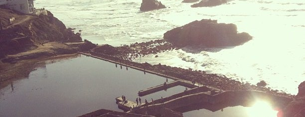 Sutro Baths is one of San Fran (To Do).