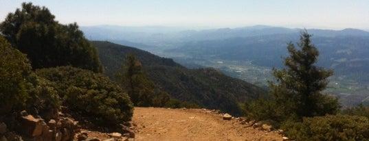 Mt St Helena Summit is one of Wine Trip.