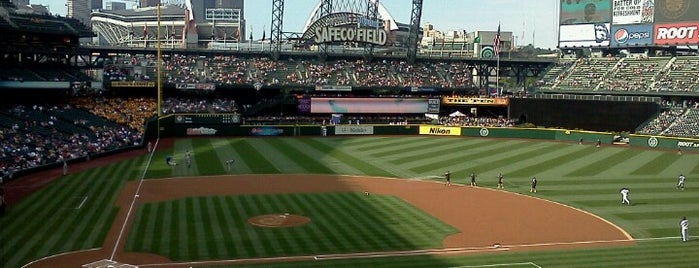 T-Mobile Park is one of MLB Baseball Stadiums.