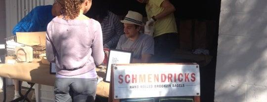 Schmendricks is one of Best of SF.