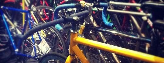Barceloneta Bikes is one of 2013 - Espanha.