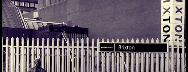 Brixton Railway Station (BRX) is one of Awesome UK.