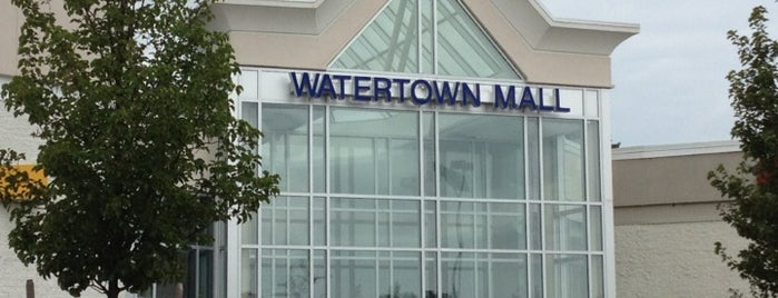 Watertown Mall is one of FAMILY TRAVEL PLANS.