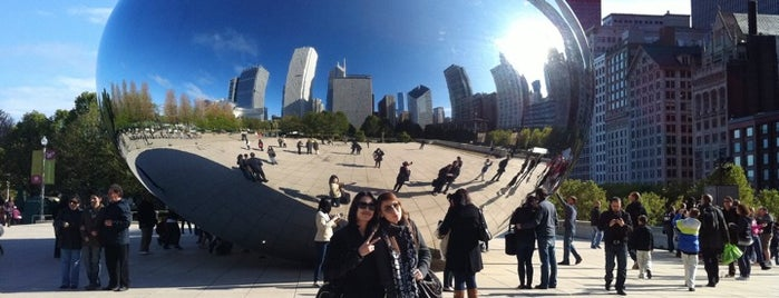 Millennium Park is one of Things to do in Chicago.