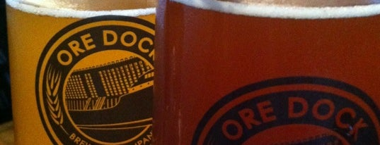 Ore Dock Brewing Company is one of Breweries to Visit.