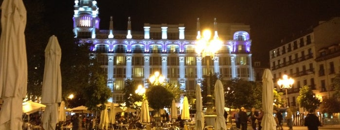 Plaza de Santa Ana is one of The Best Of Madrid.