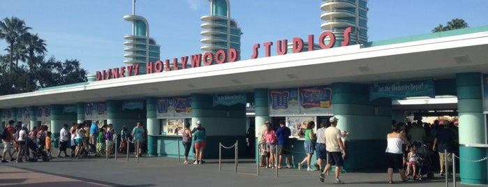 Disney's Hollywood Studios is one of Theme Parks I've Visited.