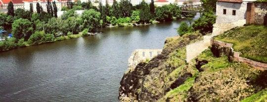 Вышеград is one of Praga.