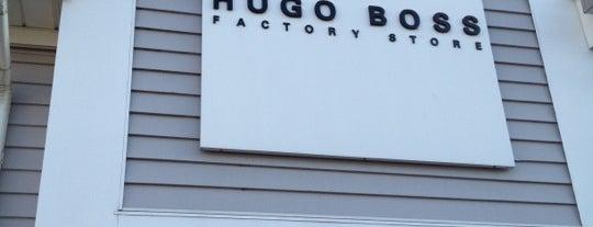 Hugo Boss is one of Micael Helias 님이 좋아한 장소.