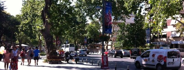 Bağdat Caddesi is one of gidilecek.