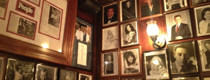 Rao's is one of NY Region Old-Timey Bars, Cafes, and Restaurants.