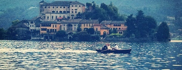 Lago d'Orta is one of Milano To-do's.