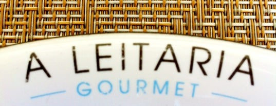 A Leitaria Gourmet is one of Daily.