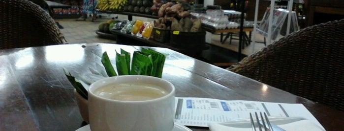 Palato Café is one of Locais curtidos por Adriana Costa.