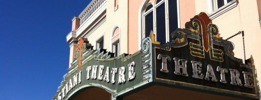 Sebastiani Theater is one of Neon/Signs N. California 2.