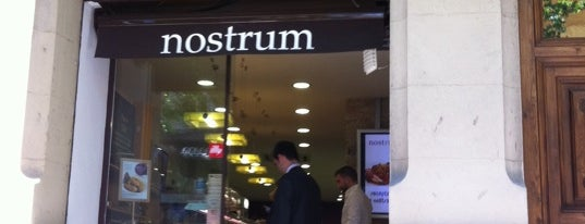Nostrum is one of Sitios centre de Barcelona.