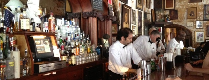 Napoleon House is one of NOLA Must Visits.