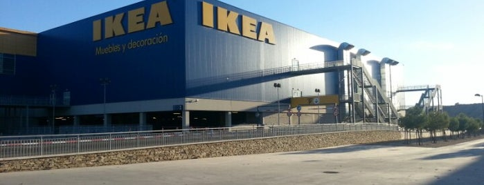 IKEA is one of Lugares favoritos de Enrique.