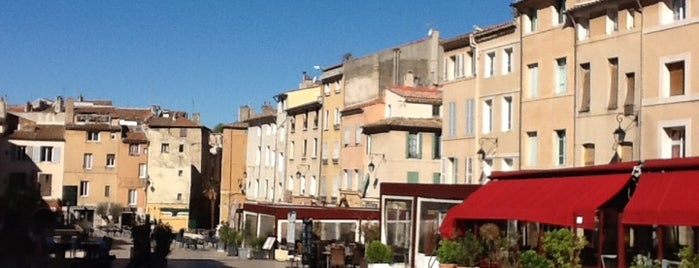Bistrot des Philosophes is one of Aix & Provence : best spots.
