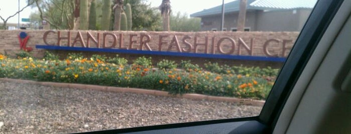 Chandler Fashion Center is one of Best places in Arizona state.