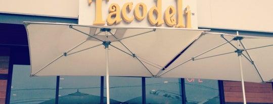 Tacodeli is one of Austin.