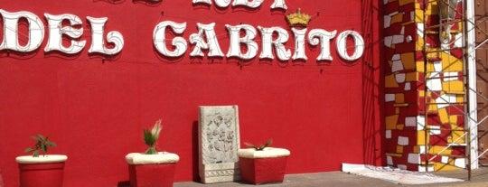 El Rey del Cabrito is one of Monterrey.