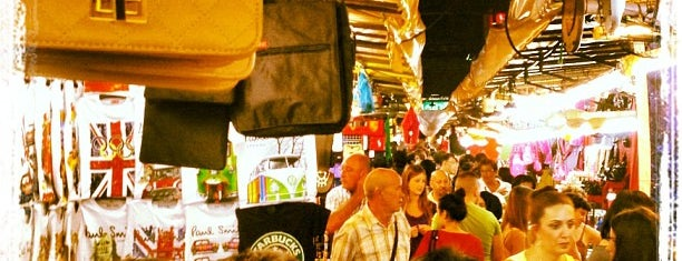 Patpong Night Market is one of Bangkok in 3 Days.