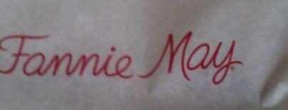 Fannie May Candies is one of Orte, die Patty gefallen.