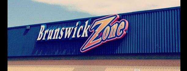 Brunswick Zone Mississauga Lanes is one of Entertainment.