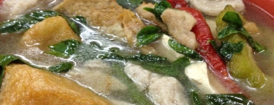 Puchong Yong Tau Fu is one of Food I like….