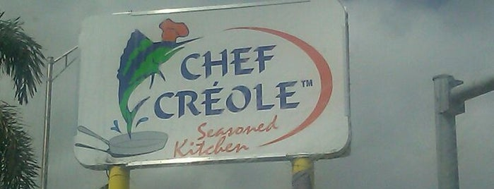 Chef Creole is one of Miami.