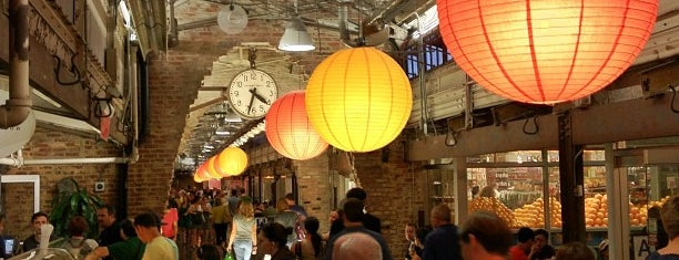 Chelsea Market is one of Guide to New York's best spots.