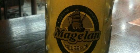 Magelan Beer is one of Киевские мини-пивоварни / Kyiv Breweries.