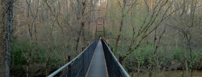 Lullwater Preserve is one of Atlanta: Stillspots.