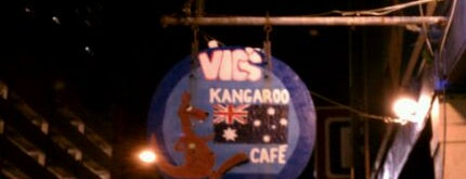 Vic's Kangaroo Cafe is one of AussiesInTheUSA.