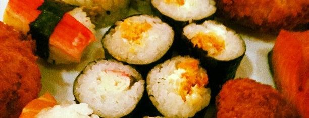 Sushi Brasil is one of Tempat yang Disukai Bruno.