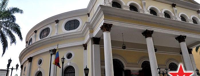 Teatro Municipal de Caracas is one of Teatros de Caracas.