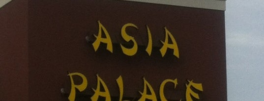 Asia Palace is one of Lieux qui ont plu à Kayla.