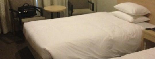 Kyoto Royal Hotel & Spa is one of Hoteles en que he estado.