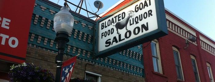 Bloated Goat Saloon is one of Gerry: сохраненные места.