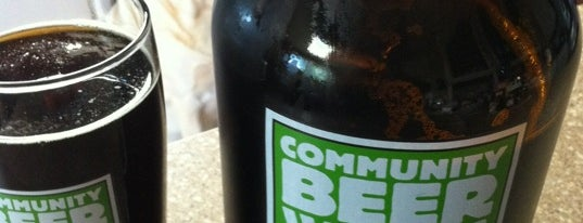 Community Beer Works is one of Posti che sono piaciuti a Jan.