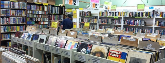 Friends of the Library Book Sale is one of Places to Try.